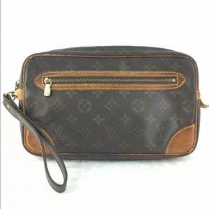Louis Vuitton Marly Dragonne Hand Bag